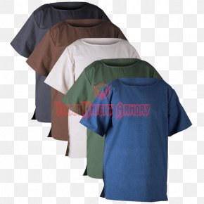 T-shirt - Sleeve Tunic Clothing Middle Ages T-shirt PNG
