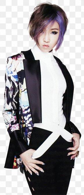 I Love You - Minzy 2NE1 I Love You K-pop PNG