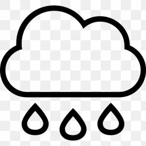Falling Money - Weather Rain Cloud Symbol PNG