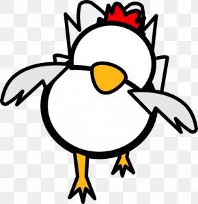 Chicken Clip Art - Cartoon Clip Art PNG