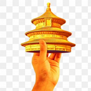 Temple Of Heaven Model - Summer Palace Temple Of Heaven Tiananmen Square Forbidden City Great Wall Of China PNG