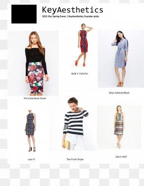 FEVER - Clothing Fashion Design Denim Pattern PNG