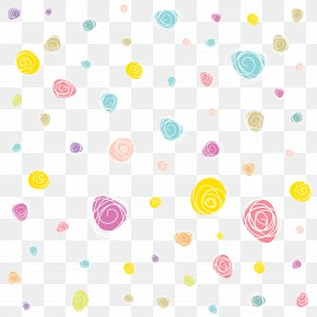 FLOWER PATTERN - Flower Doodle Pattern PNG