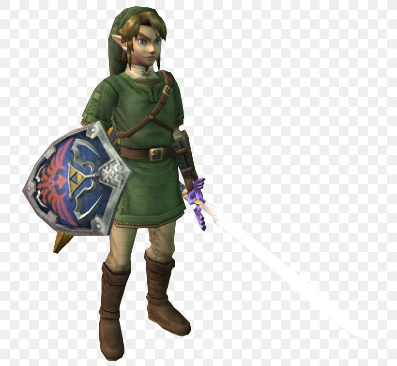 The Legend Of Zelda: Twilight Princess HD The Legend Of Zelda: The Wind Waker The Legend Of Zelda: Ocarina Of Time The Legend Of Zelda: Breath Of The Wild Link, PNG, 741x755px, Legend Of Zelda The Wind Waker, Action Figure, Armour, Costume, Fictional Character Download Free