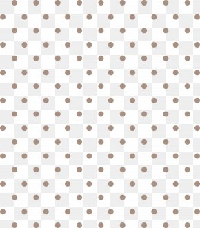 Coffee Polka Dot Background - Coffee Polka Dot PNG