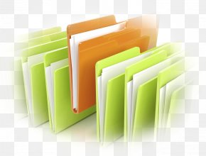 Folder - Records Management Document Management System Organization PNG