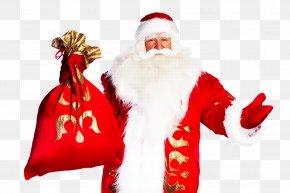 Christmas Eve Christmas Ornament - Santa Claus PNG