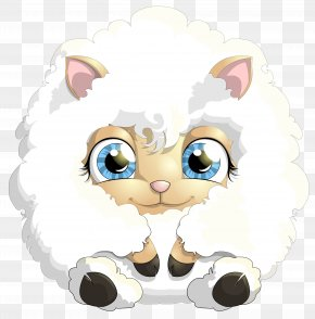 Cute Lamb Clipart Picture - Sheep Lamb And Mutton Clip Art PNG