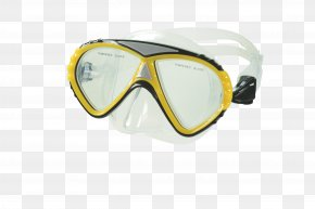 Swimming Goggles - Diving & Snorkeling Masks Diving Equipment Goggles Underwater Diving Glasses PNG