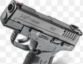 Handgun - Firearm Weapon Trigger Air Gun Gun Barrel PNG
