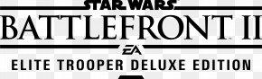 Star Wars Battlefront - Star Wars Battlefront II Star Wars: Battlefront II Video Game PNG