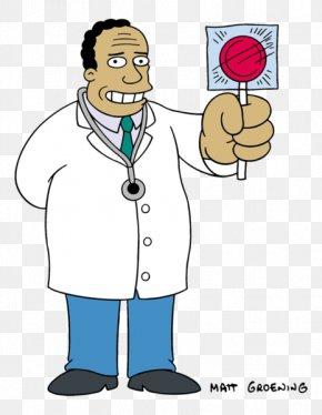Mr Burns - Dr. Hibbert Dr. Nick Homer Simpson Marge Simpson Mr. Burns PNG