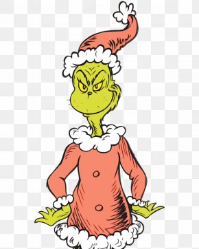 How The Grinch Stole Christmas! Cindy Lou Who Santa Claus Christmas Day Whoville PNG