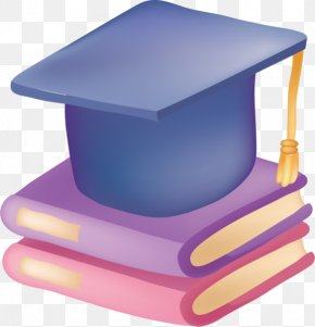 School - Graduation Ceremony School Square Academic Cap Idea PNG
