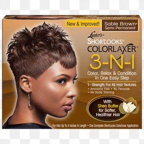 Hair - Relaxer Human Hair Color Hair Permanents & Straighteners PNG