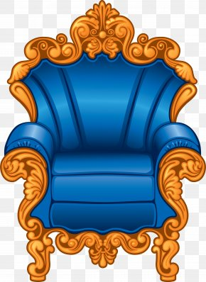 Armchair Image - Throne Royalty-free Clip Art PNG
