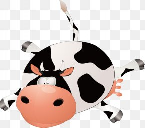 Dairy Cow - Texas Longhorn Beef Cattle Dairy Cattle Clip Art PNG