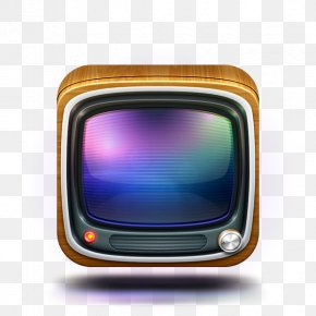 Television Icon - Television IOS Icon Design User Interface Design PNG