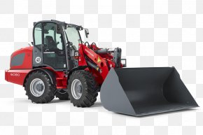 Red Tractor - Loader Weidemann GmbH Machine Technical Data Management System Manufacturing PNG