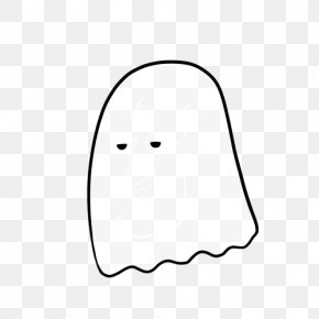 Ghost - Emoji WhatsApp Android Text Messaging White PNG