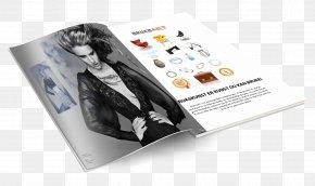 Magazine - Magazine Paperback OPEN Book PNG
