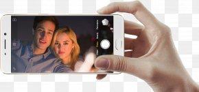 Selfie - Front-facing Camera OPPO Digital Selfie Image Sensor PNG