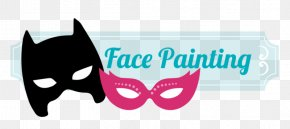 Face Painting - Logo Wall Decal Brand Sticker PNG
