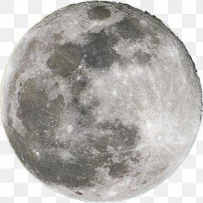 Moon - January 2018 Lunar Eclipse Supermoon Apollo Program Full Moon PNG
