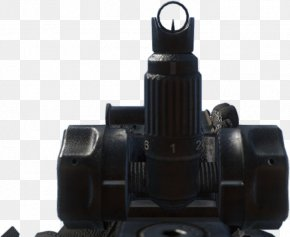 Sights - Call Of Duty: Black Ops II Call Of Duty: Modern Warfare 2 Iron Sights FN SCAR PNG