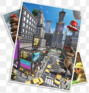 Super Mario Background - Super Mario Odyssey Nintendo Switch Super Mario Bros. Gamescom Super Nintendo Entertainment System PNG