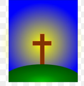 Pictures Of The Cross Of Calvary - Bible For Children Bible For Children Sunday School Service PNG