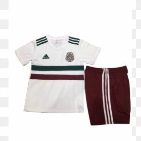 T-shirt - Sleeve 2018 World Cup T-shirt Mexico National Football Team Jersey PNG