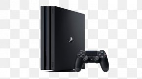 Playstation - Sony PlayStation 4 Pro Video Game Consoles PNG