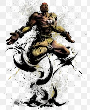 Street Fighter - Super Street Fighter IV Street Fighter II: The World Warrior Dhalsim M. Bison PNG