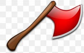Ax - Battle Axe Tomahawk Clip Art PNG