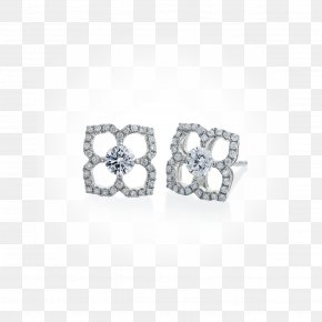 Jewellery - Berger & Son Earring Jewellery Diamond PNG
