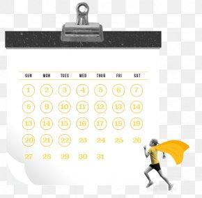 Education Calendar - Brand Product Design Line Font PNG