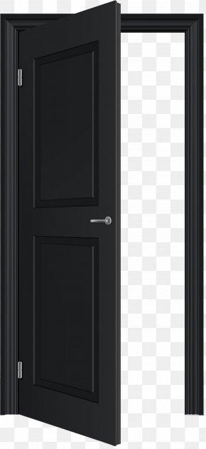 Door - Door Lock Clip Art PNG