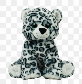 Leopard Cat - Stuffed Animals & Cuddly Toys Bear Snow Leopard Felidae Amur Leopard PNG