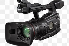 Camera - Video Cameras High-definition Video Canon Professional Video Camera PNG