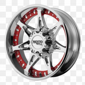 Car - Chrome Plating Car Custom Wheel Metal Rim PNG