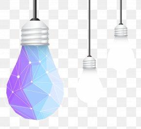 Light Bulb - Light Fixture Lighting PNG