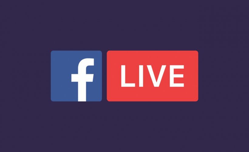 Logo Facebook Live YouTube Live Streaming Media, PNG, 1280x784px, Logo, Area, Brand, Broadcasting, Facebook Download Free