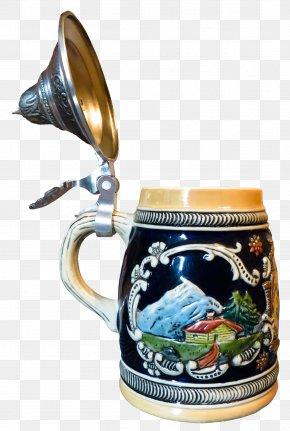 Beer Mug - Beer Stein Ceramic Tankard Bavaria Brewery PNG