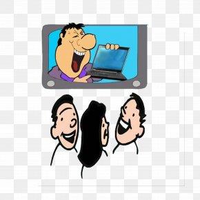 Cartoon TV Shopping - Cartoon Television Infomercial PNG