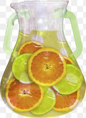 Pitcher Of Lemonade - Lemonade Lemon-lime Drink PNG