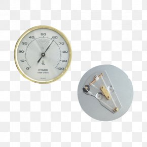 Weather Instruments Brass - TFA Hair Hygrometer Thermometer Humidity PNG