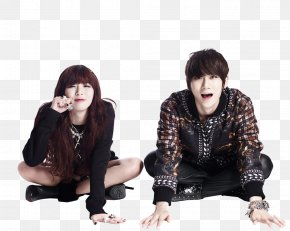 Kpop - Trouble Maker 4Minute Now Highlight K-pop PNG