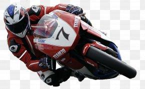 Racing Motorbike Transparent - Honda Car Motorcycle Racing PNG