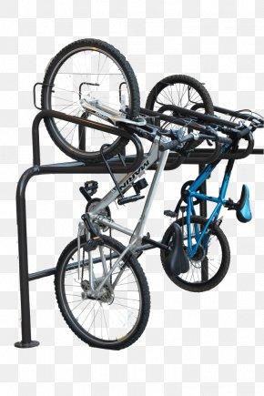 Bicycle - Bicycle Pedals Bicycle Wheels Bicycle Frames Bicycle Saddles Bicycle Parking Rack PNG